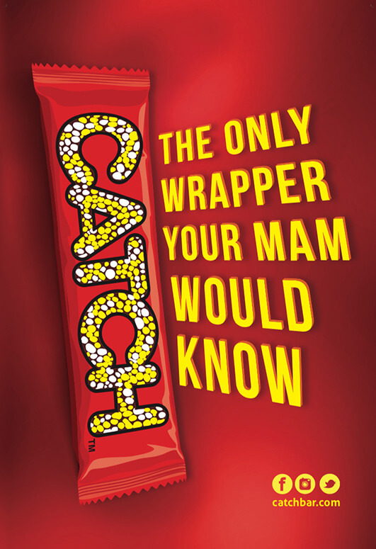 Catch OOH 6Sheets Wrapper