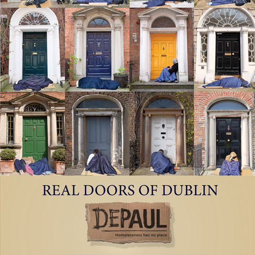 Real Doors Of Dublin